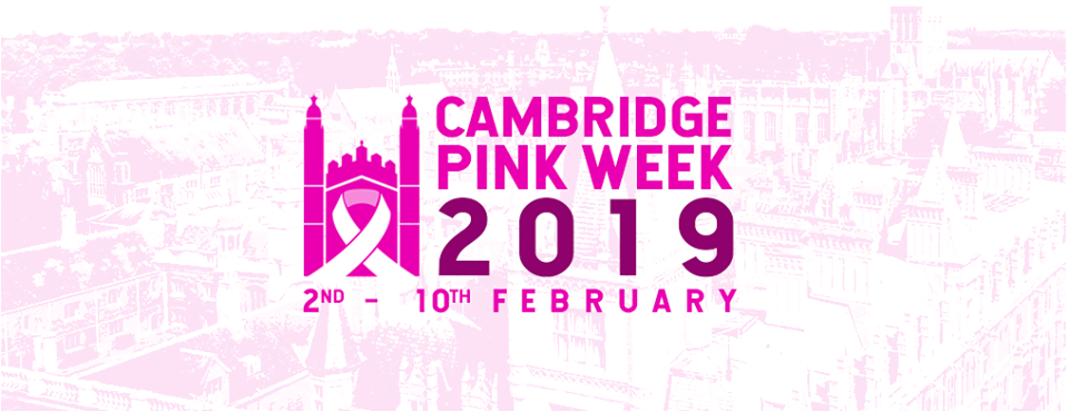 Cambridge Pink Week in Support of Breast Cancer Research